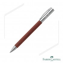 FABER - CASTELL AMBITION系列 天然梨木原子筆