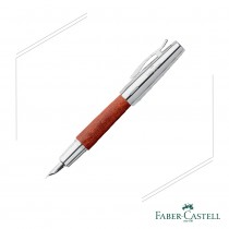 FABER - CASTELL E-MOTION系列 褐色梨木鋼筆