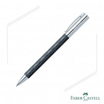 FABER - CASTELL AMBITION系列 天然樹脂菱格紋原子筆