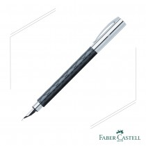 FABER - CASTELL AMBITION系列 天然樹脂菱格紋鋼筆